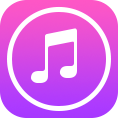 itunes MediumOrchid icon