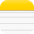 Notes WhiteSmoke icon