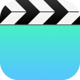 videos Turquoise icon