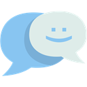 Chat SkyBlue icon