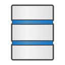Database Gainsboro icon