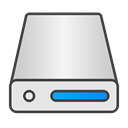 Hdd Gainsboro icon