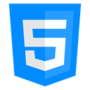html5 DodgerBlue icon