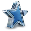 theymakeicons, star Black icon