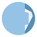 Openfolder SkyBlue icon