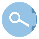 Savesearch SkyBlue icon