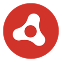 Adobeair Firebrick icon