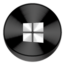 Ntfs DarkSlateGray icon
