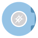 site SkyBlue icon