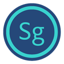 Adobespeedgrade DarkSlateBlue icon