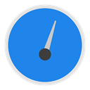 Istatmenu DodgerBlue icon