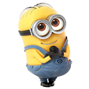 shy, minion Khaki icon