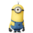 minion, Curious Khaki icon