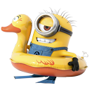 minion, Despicable, Me, 6 Khaki icon