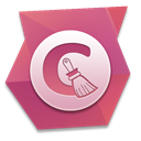 Ccleaner IndianRed icon