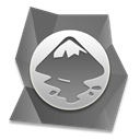 Inkscape DimGray icon