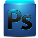 photoshop DarkSlateBlue icon