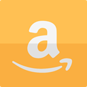 Amazon SandyBrown icon