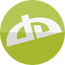 Diviantart YellowGreen icon
