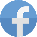 Facebook CornflowerBlue icon