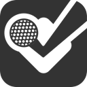 Foursquare DarkSlateGray icon
