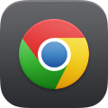 chrome, google DarkSlateGray icon