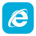 Explorer, Metroui, internet DarkTurquoise icon