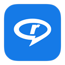 Realplayer, Metroui DodgerBlue icon