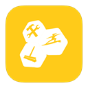 Up, Metroui, tune, Utilities Gold icon