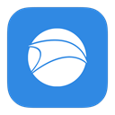 iron, Metroui, srware DodgerBlue icon
