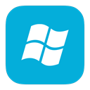 windows, Metroui, Os DarkTurquoise icon