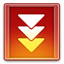 Flashget DarkRed icon