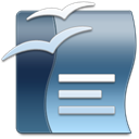 Openoffice, writer DarkSlateGray icon