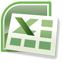 Excel DarkSeaGreen icon