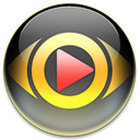 Powerdvd Black icon