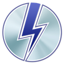Daemon, tools Black icon