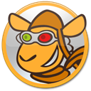 Clonedvd, Mobile Goldenrod icon