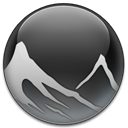 Vue DarkSlateGray icon