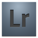 adobe, cs4, lightroom DimGray icon