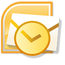 outlook Khaki icon