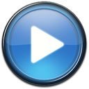 media, 11, windows, player SteelBlue icon