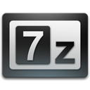 7z DarkSlateGray icon