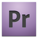 cs4, premier, adobe DarkGray icon