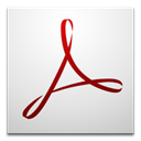 cs4, adobe, Acrobat WhiteSmoke icon