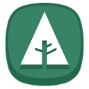 Forrst SeaGreen icon