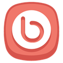 Bebo Salmon icon