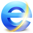 internet, Explorer, Browser LightSkyBlue icon