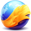 mozilla, Firefox, Browser, Fox MidnightBlue icon