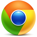 Browser, chrome, google Black icon
