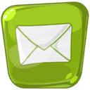 envelope, Message, mail OliveDrab icon